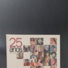 Coleccionismo de Revista Interviú: INTERVIU 25 AÑOS. 1976 - 2001. Lote 192358226