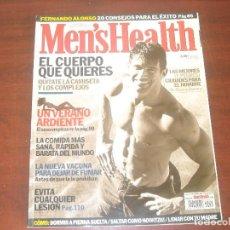 Coleccionismo de Revista Interviú: MENS MEN'S HEALTH - AÑO 2005 Nº 51- PORTADA GREGG AVEDON. Lote 193006068
