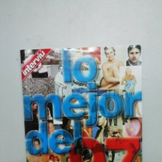 Coleccionismo de Revista Interviú: LO MEJOR DEL 97 DE INTERVIU. Lote 194338720