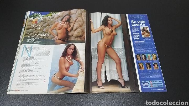 Coleccionismo de Revista Interviú: INTERVIÚ N°1.424. 11 DE AGOSTO 2003. AMIRA SAHARA, NURIA PARRA, FLORIANA. - Foto 6 - 194499662