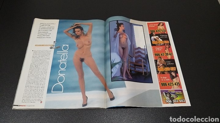 Coleccionismo de Revista Interviú: INTERVIÚ N°1.426. 25 DE AGOSTO 2003. MARTA LÓPEZ, PETRA CARINA, TAMMY MORRIS, DONATELLA. - Foto 11 - 194501615