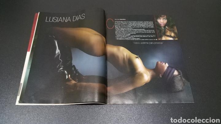 Coleccionismo de Revista Interviú: INTERVIÚ N°1.427. 1 DE SEPTIEMBRE 2003. LUSIANA DIAS, YOLANDA FONSECA, MARINA. - Foto 3 - 194502407