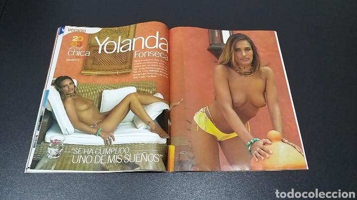 Coleccionismo de Revista Interviú: INTERVIÚ N°1.427. 1 DE SEPTIEMBRE 2003. LUSIANA DIAS, YOLANDA FONSECA, MARINA. - Foto 5 - 194502407