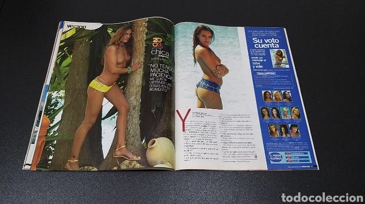 Coleccionismo de Revista Interviú: INTERVIÚ N°1.427. 1 DE SEPTIEMBRE 2003. LUSIANA DIAS, YOLANDA FONSECA, MARINA. - Foto 6 - 194502407