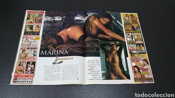 Coleccionismo de Revista Interviú: INTERVIÚ N°1.427. 1 DE SEPTIEMBRE 2003. LUSIANA DIAS, YOLANDA FONSECA, MARINA. - Foto 9 - 194502407