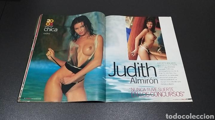 Coleccionismo de Revista Interviú: INTERVIÚ N°1.428. 8 DE SEPTIEMBRE 2003. TWO YUPA, JUDITH ALMIRÓN, SILVIA. - Foto 5 - 194503721