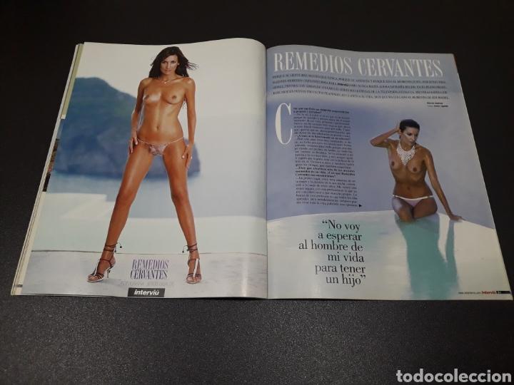 Coleccionismo de Revista Interviú: INTERVIÚ N° 1.430. 22 DE SEPTIEMBRE 2003. REMEDIOS CERVANTES, VICTORIA. - Foto 5 - 194505676