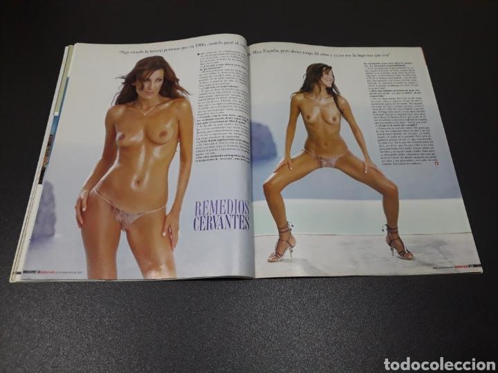 Coleccionismo de Revista Interviú: INTERVIÚ N° 1.430. 22 DE SEPTIEMBRE 2003. REMEDIOS CERVANTES, VICTORIA. - Foto 6 - 194505676