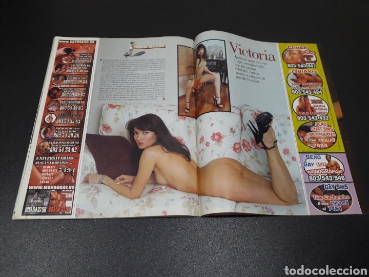 Coleccionismo de Revista Interviú: INTERVIÚ N° 1.430. 22 DE SEPTIEMBRE 2003. REMEDIOS CERVANTES, VICTORIA. - Foto 9 - 194505676