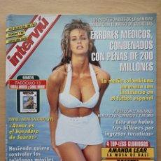 Coleccionismo de Revista Interviú: REVISTA INTERVIÚ Nº 955 1994 MONICA MOLINA, JOSE SACRISTAN, ROSETTA HEMINGWAY, VICTORIA VIVAS. Lote 194680575