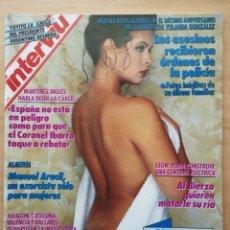 Coleccionismo de Revista Interviú: REVISTA INTERVIÚ Nº 720 1990 JUDIT MASCÓ. ALLEGRA CURTIS, YOLANDA GONZALEZ, YUYITO, EXORCISMOS. Lote 194681231