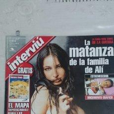 Coleccionismo de Revista Interviú: REVISTA INTERVIU NUMERO 1406, ABRIL DE 2003. Lote 195312621
