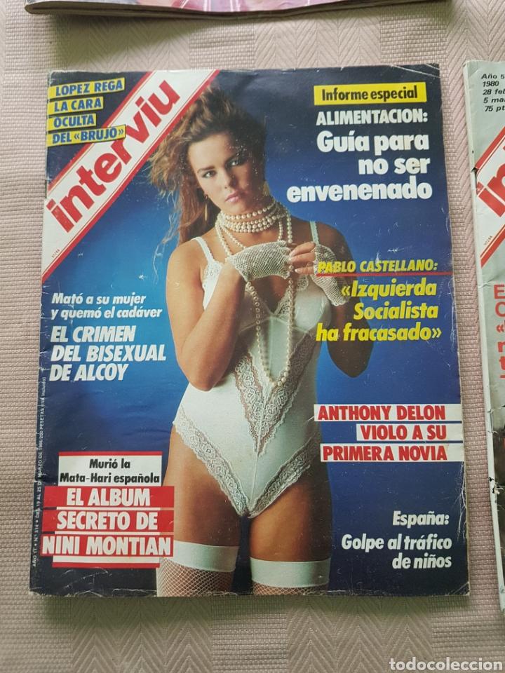 Coleccionismo de Revista Interviú: 5 Interviú 156; 160; 198; 514 - Foto 4 - 195555100