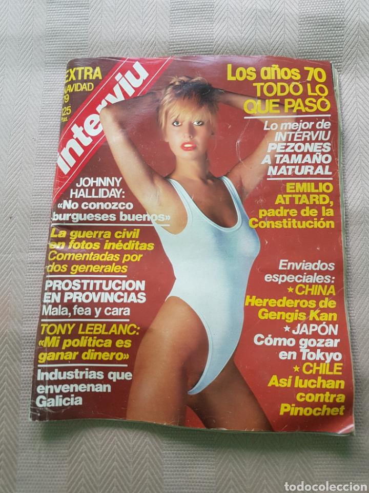 Coleccionismo de Revista Interviú: 5 Interviú 156; 160; 198; 514 - Foto 6 - 195555100