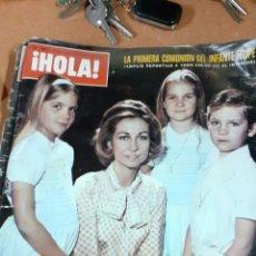 Coleccionismo de Revista Interviú: LOTAZO 31 REVISTAS: INTERVIÚ, HOLA, GUADIANA, DIARIO, EL PAIS, QUE, DOBLON. Lote 197955538