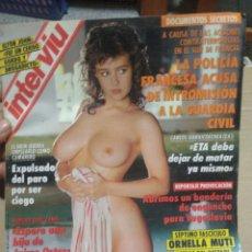 Coleccionismo de Revista Interviú: INTERVIÚ NÚMERO 855 AÑO 17. Lote 198056978