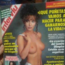 Coleccionismo de Revista Interviú: INTERVIÚ NÚMERO 853 AÑO 17. Lote 198058108