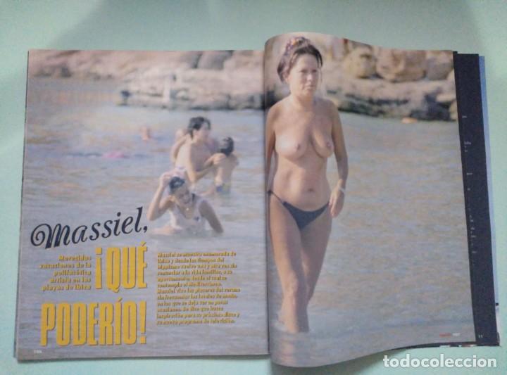Coleccionismo de Revista Interviú: Revista Interviu Nº 803/1991 - Massiel Topless, etc... - Foto 2 - 199282873