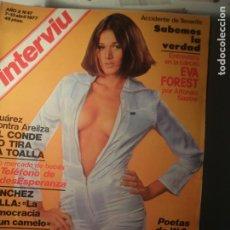 Coleccionismo de Revista Interviú: INTERVIU N.º 47 07/04/77. Lote 199396515