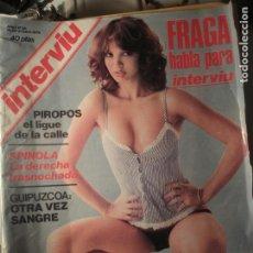 Coleccionismo de Revista Interviú: INTERVIU N.º 22 14/10/76. Lote 199396517