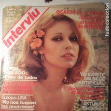 Coleccionismo de Revista Interviú: INTERVIU N.º 102 27/04/78. Lote 199396540