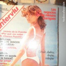 Coleccionismo de Revista Interviú: INTERVIU N.º 69 08/09/77. Lote 199396543