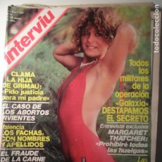 Coleccionismo de Revista Interviú: INTERVIU N.º 157 17/05/79. Lote 199396552