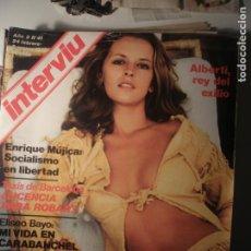 Coleccionismo de Revista Interviú: INTERVIU N.º 41 24/02/77. Lote 199396553