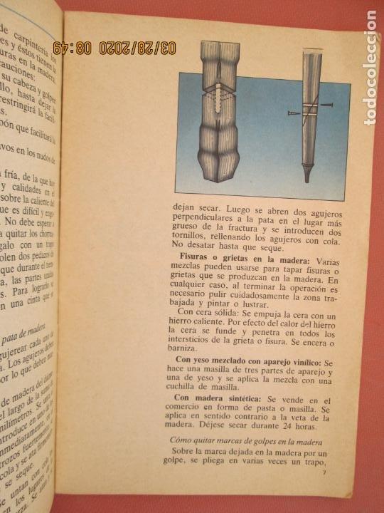 Coleccionismo de Revista Interviú: REVISTA INTERVIU HORGAR - HÁGALO USTED MISMO. - Foto 2 - 199515298