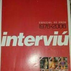 Colecionismo da Revista Interviú: EDICION ESPECIAL 30 AÑOS. Lote 200867333