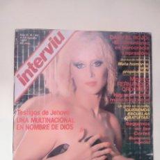 Coleccionismo de Revista Interviú: INTERVIU Nº 64 DE 1977 - MARISA MEDINA. Lote 201263137