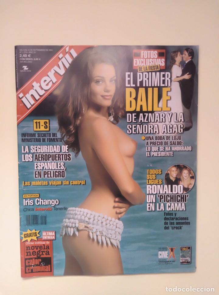 Coleccionismo de Revista Interviú: 3 REVISTAS INTERVIU Nº 51, 1376, Y 1853 - Foto 3 - 201263591