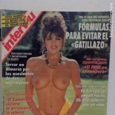 Coleccionismo de Revista Interviú: INTERVIU N.898. Lote 202718533