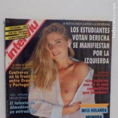 Coleccionismo de Revista Interviú: INTERVIU N.915. Lote 202718877