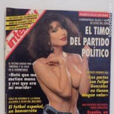 Coleccionismo de Revista Interviú: INTERVIU N.897. Lote 202719031