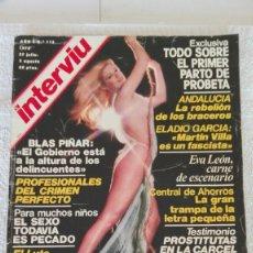 Coleccionismo de Revista Interviú: INTERVIÚ AÑO 3, 1978, N° 115, MUY BUEN ESTADO. Lote 203165985