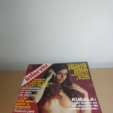 Coleccionismo de Revista Interviú: REVISTA INTERVIÚ NÚM 154 - 26 ABRIL 2 MAYO DE 1979.. Lote 203330761