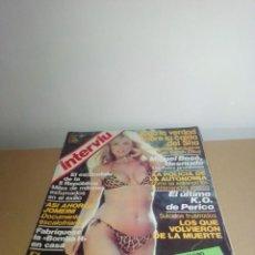 Coleccionismo de Revista Interviú: REVISTA INTERVIÚ NÚM 220- 31 JULIO 6 AGOSTO DE 1980.. Lote 203332762