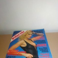 Coleccionismo de Revista Interviú: REVISTA INTERVIÚ NÚM 322 - 14-20 JULIO DE 1982.. Lote 203358800