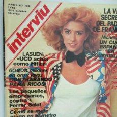 Coleccionismo de Revista Interviú: REVISTA INTERVIU - Nº 125 - OCTUBRE 1978 - LA VIDA SECRETA DEL PADRE DE FRANCO, SANDRA ALBERTI ... 2. Lote 206973266