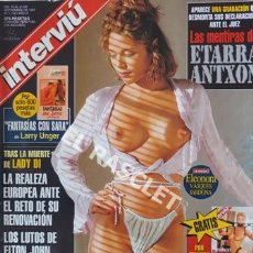Coleccionismo de Revista Interviú: ANTIGUA REVISTA INTERVIU - Nº 1116 - AÑO 1997. Lote 207210707