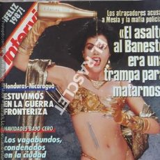 Coleccionismo de Revista Interviú: ANTIGUA REVISTA INTERVIU - Nº 555 - AÑO 1987. Lote 207222861