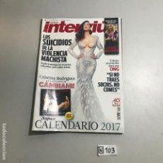 Coleccionismo de Revista Interviú: REVISTA INTERVIÚ. Lote 208406203