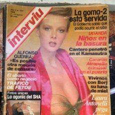 Coleccionismo de Revista Interviú: REVISTA INTERVIÚ - AÑO 1980 - 7/13 AGOSTO - Nº221. Lote 213560581