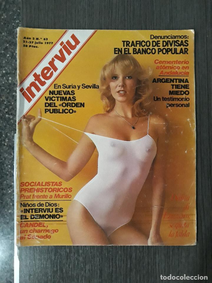 Coleccionismo de Revista Interviú: Lote de 17 revistas interviú del año 2 - Año 1977 - Foto 2 - 216551638