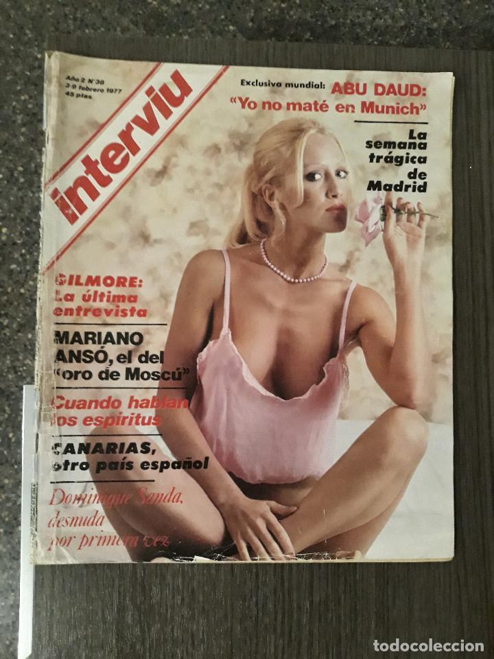 Coleccionismo de Revista Interviú: Lote de 17 revistas interviú del año 2 - Año 1977 - Foto 4 - 216551638
