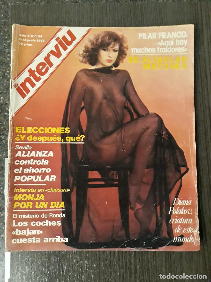Coleccionismo de Revista Interviú: Lote de 17 revistas interviú del año 2 - Año 1977 - Foto 6 - 216551638