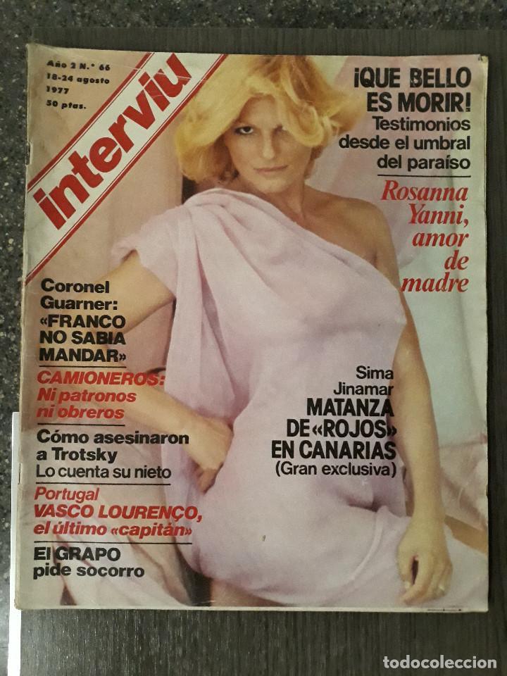 Coleccionismo de Revista Interviú: Lote de 17 revistas interviú del año 2 - Año 1977 - Foto 7 - 216551638