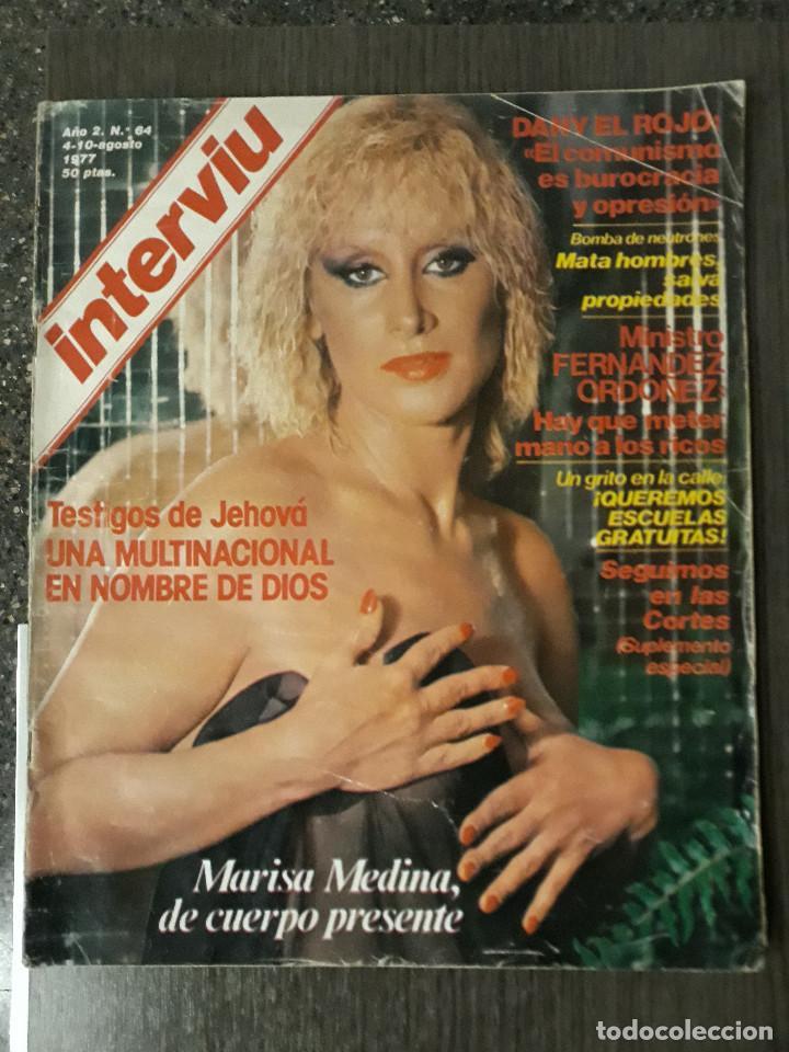 Coleccionismo de Revista Interviú: Lote de 17 revistas interviú del año 2 - Año 1977 - Foto 11 - 216551638