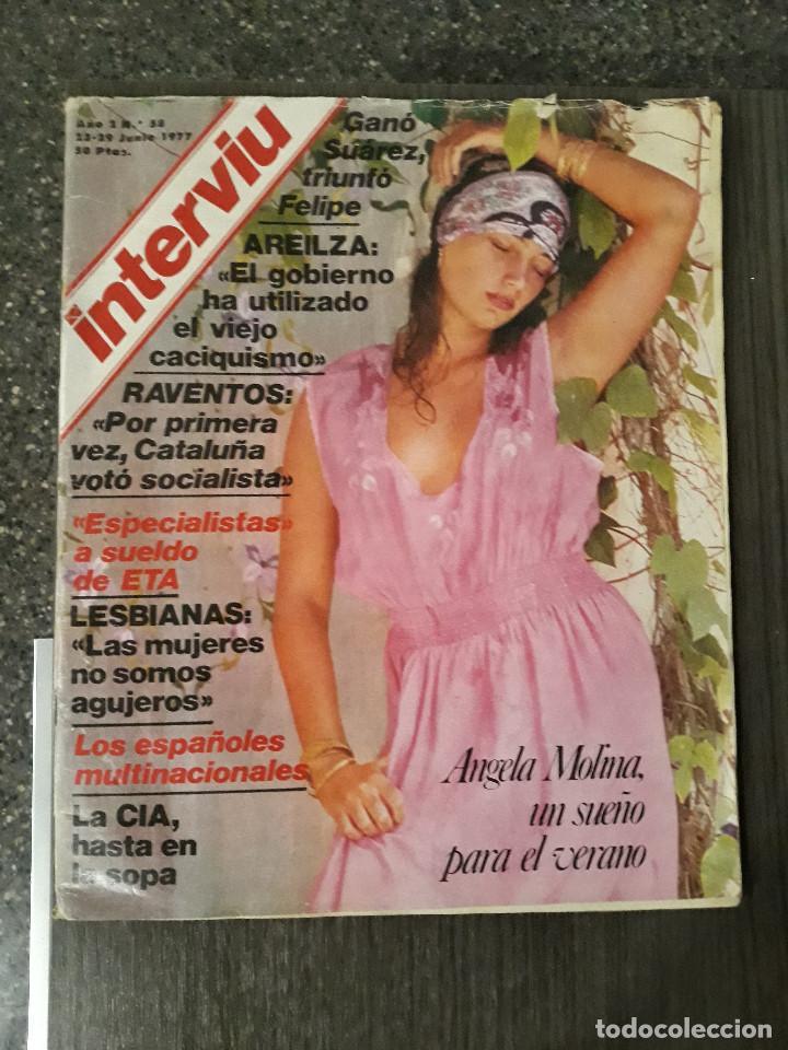 Coleccionismo de Revista Interviú: Lote de 17 revistas interviú del año 2 - Año 1977 - Foto 13 - 216551638